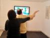 Esercizi con L'Xbox Kinect